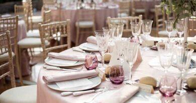 10 secrets for a successful wedding decoration!